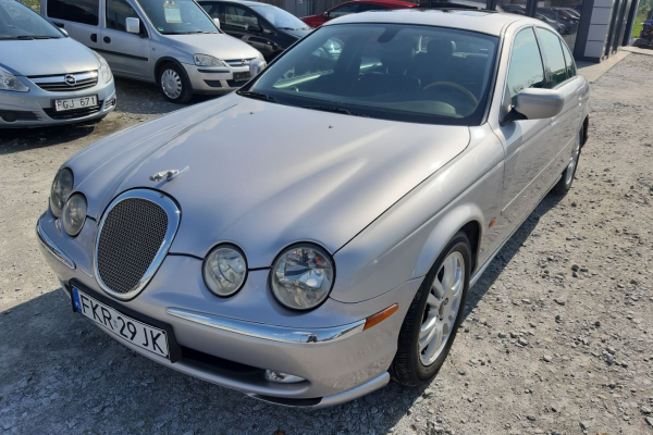 Jaguar S-Type Jaguar S type 4.0 v8 z LPG i
