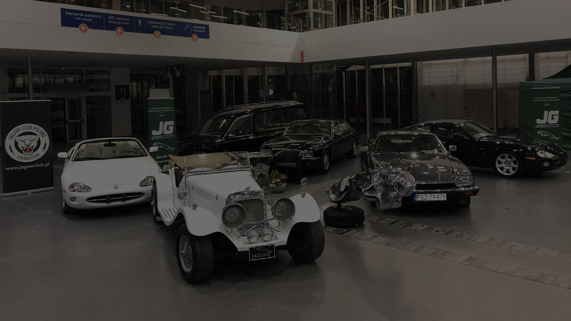 Największa oferta części do Jaguara