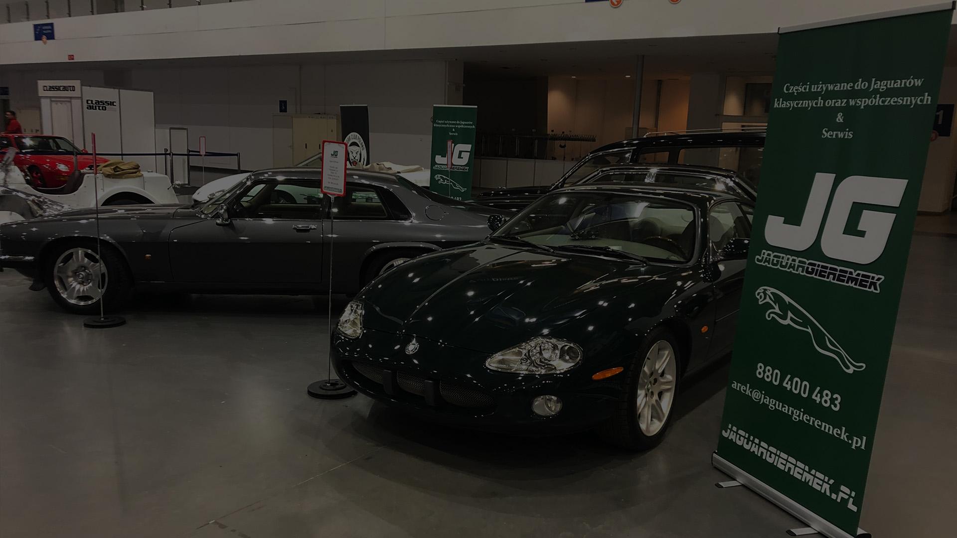 Nieautoryzowany serwis Jaguara